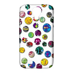 Play with me Samsung Galaxy S4 Classic Hardshell Case (PC+Silicone)