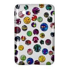 Play with me Samsung Galaxy Tab 2 (7 ) P3100 Hardshell Case