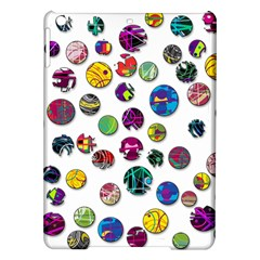 Play with me iPad Air Hardshell Cases