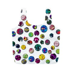 Play with me Full Print Recycle Bags (M)