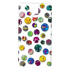 Play with me Galaxy Note 4 Back Case