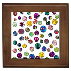 Play with me Framed Tiles