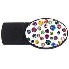 Play with me USB Flash Drive Oval (2 GB)