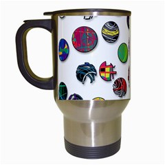 Play with me Travel Mugs (White)