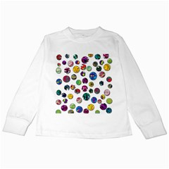 Play with me Kids Long Sleeve T-Shirts
