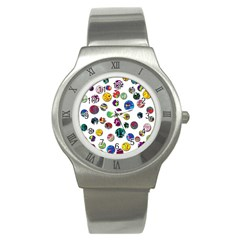 Play with me Stainless Steel Watch