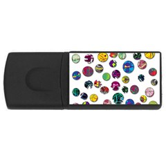Play with me USB Flash Drive Rectangular (4 GB)