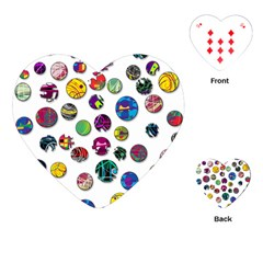 Play with me Playing Cards (Heart)