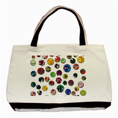 Play with me Basic Tote Bag
