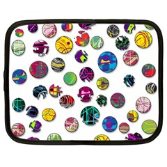 Play with me Netbook Case (Large)