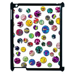 Play with me Apple iPad 2 Case (Black)