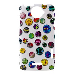 Play with me HTC One X Hardshell Case