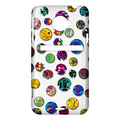 Play with me HTC Evo 4G LTE Hardshell Case
