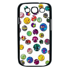 Play with me Samsung Galaxy S III Case (Black)