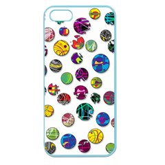Play with me Apple Seamless iPhone 5 Case (Color)