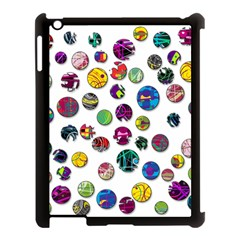 Play with me Apple iPad 3/4 Case (Black)