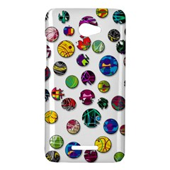 Play with me HTC Butterfly X920E Hardshell Case
