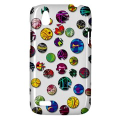 Play with me HTC Desire V (T328W) Hardshell Case
