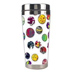 Play with me Stainless Steel Travel Tumblers