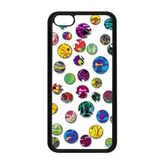 Play with me Apple iPhone 5C Seamless Case (Black)
