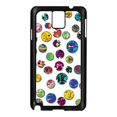 Play with me Samsung Galaxy Note 3 N9005 Case (Black)