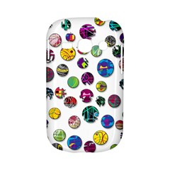 Play with me Samsung Galaxy S6810 Hardshell Case