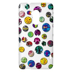 Play with me HTC One Max (T6) Hardshell Case