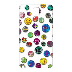Play with me Samsung Galaxy Note 3 N9005 Hardshell Back Case