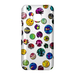 Play with me HTC One M9 Hardshell Case
