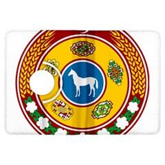 National Emblem Of Turkmenistan, 1992 2000 Kindle Fire Hdx Flip 360 Case