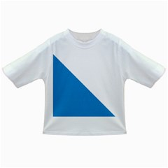 Flag of Canton of Zürich Infant/Toddler T-Shirts