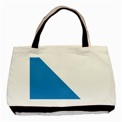 Flag of Canton of Zürich Basic Tote Bag