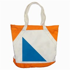 Flag of Canton of Zürich Accent Tote Bag