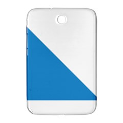 Flag of Canton of Zürich Samsung Galaxy Note 8.0 N5100 Hardshell Case