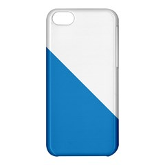Flag of Canton of Zürich Apple iPhone 5C Hardshell Case