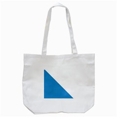 Flag of Canton of Zürich Tote Bag (White)