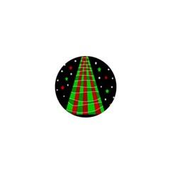 Xmas tree  1  Mini Magnets