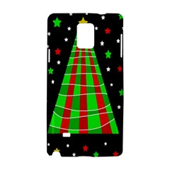 Xmas tree  Samsung Galaxy Note 4 Hardshell Case