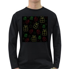 Xmas gifts Long Sleeve Dark T-Shirts