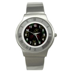 Xmas gifts Stainless Steel Watch