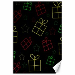 Xmas gifts Canvas 24  x 36