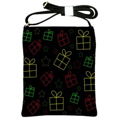 Xmas gifts Shoulder Sling Bags