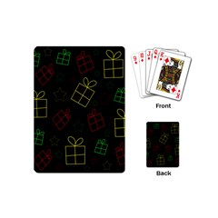 Xmas gifts Playing Cards (Mini)