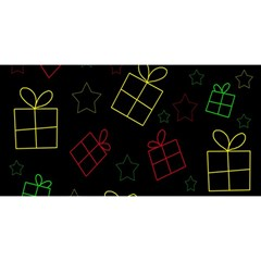 Xmas gifts YOU ARE INVITED 3D Greeting Card (8x4)