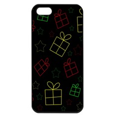 Xmas gifts Apple iPhone 5 Seamless Case (Black)