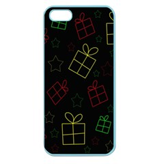 Xmas gifts Apple Seamless iPhone 5 Case (Color)