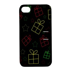 Xmas gifts Apple iPhone 4/4S Hardshell Case with Stand