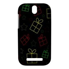 Xmas gifts HTC One SV Hardshell Case