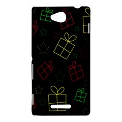 Xmas gifts Sony Xperia C (S39H)