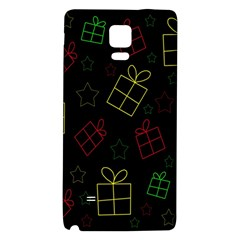 Xmas gifts Galaxy Note 4 Back Case